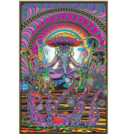 The Shroomer Sage Poster 24x36