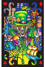 """The Mad Hatter Poster 24""""x36"""""""