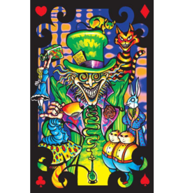 "The Mad Hatter Poster 24""x36"""