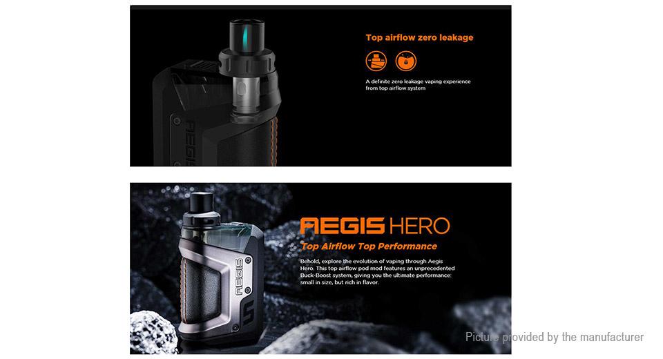 GeekVape Aegis Hero Pod Kit
