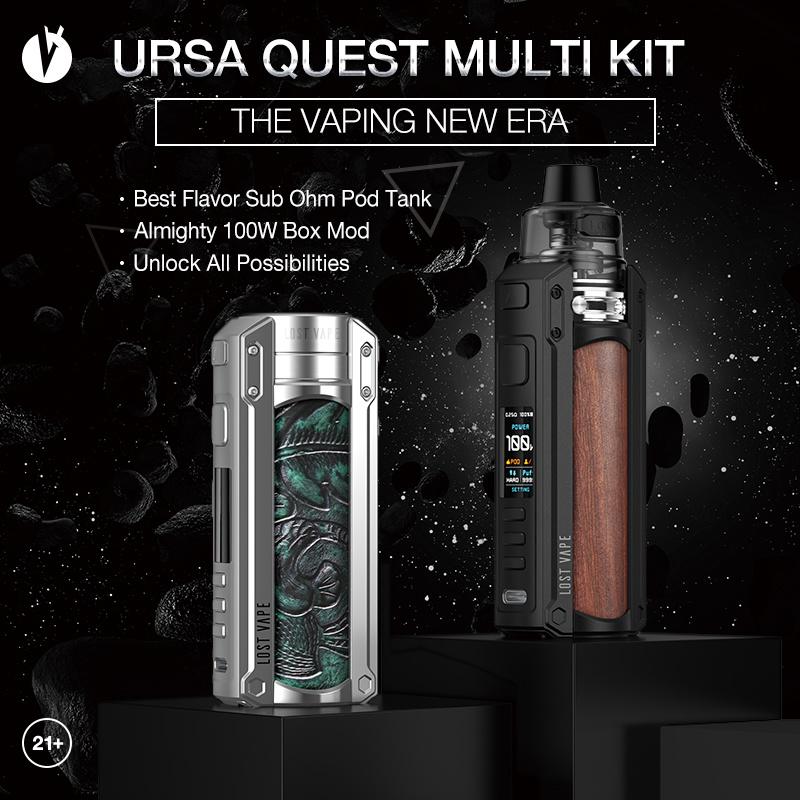 Lost Vape Ursa Quest Pod Kit