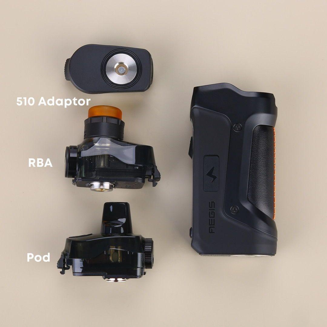 Geekvape Boost Pro RDTA Adapter