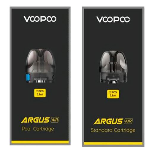 VooPoo Argus Air Replacment Pods 2 Pack