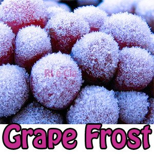 Grape Frost e-Liquid -