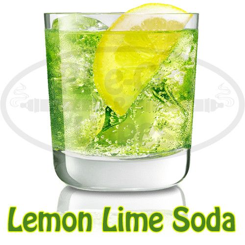 Lemon Lime Soda e-Liquid -