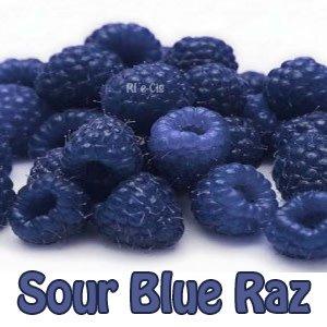 Sour Blue Raz e-Liquid -