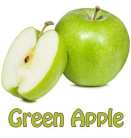 Green Apple e-Liquid -