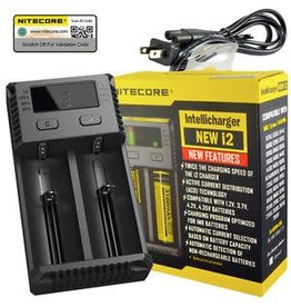 Nitecore Nitecore New i2 Battery Charger