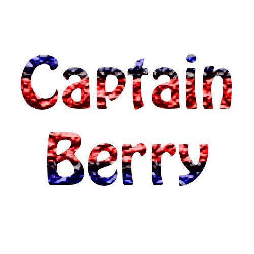 Captain Berry e-liquid