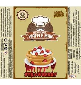 Waffle Man Strawberry 60 ML