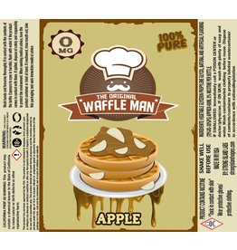 Waffle Man Apple 60 ML