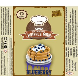 Strong Island Waffle Man Blueberry 60 ML