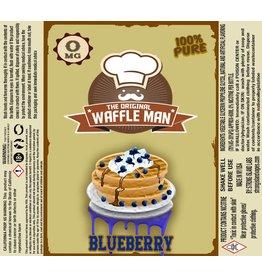 Waffle Man Blueberry 60 ML