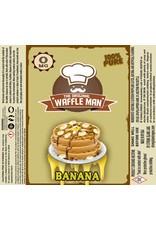 Waffle Man Banana 60 ML