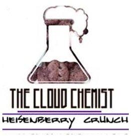 The Cloud Chemist Heisenberry  Crunch