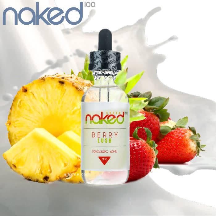 Naked 100 Naked 100 Berry Lush 60 ML