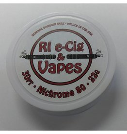 RI e-Cig & Vapes Ri Ecig & Vapes Ni 80 Wire 30ft