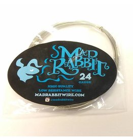 Mad Rabbit Stainless Steel 24 ga 10ft