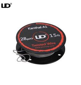 UD Twisted Kanthal 28 ga*3 15ft
