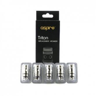 Aspire Triton Coils 5 Pack