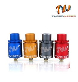Twisted Messes Twisted Messes RDA2 Squared