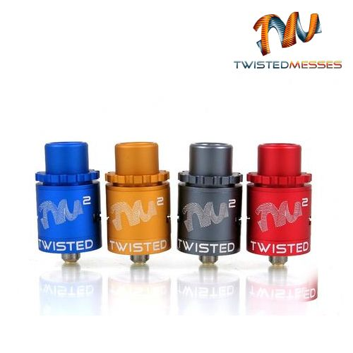 Twisted Messes RDA2 Squared