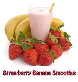 RI e-Cig & Vapes Strawberry Banana Smoothie e-Liquid -