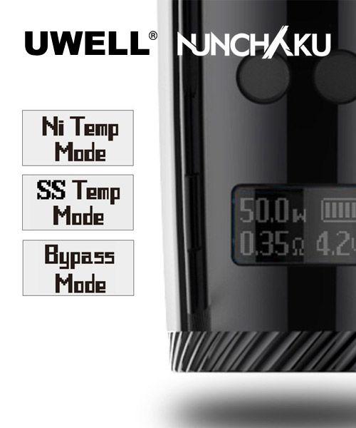 Uwell Nunchaku Kit