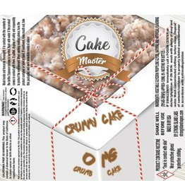 Strong Island Cake Master Crummy Cake 120 ML