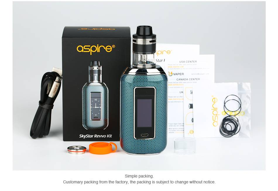 Aspire Skystar Revo Kit