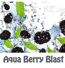 RI e-Cig & Vapes Aqua Berry Blast e-Liquid