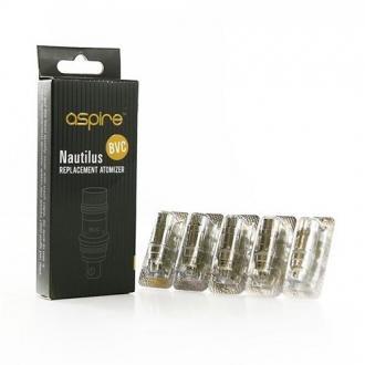Aspire Nautilus BVC Coils 5 Pack