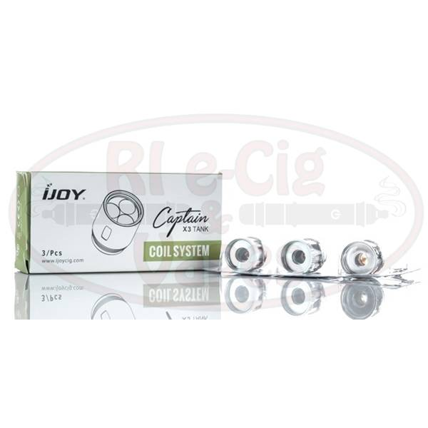 iJoy iJoy X3 Coils 3 Pack