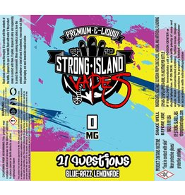 Strong Island 21 Questions 120 ML