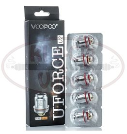 VooPoo Uforce Coils 5 Pack