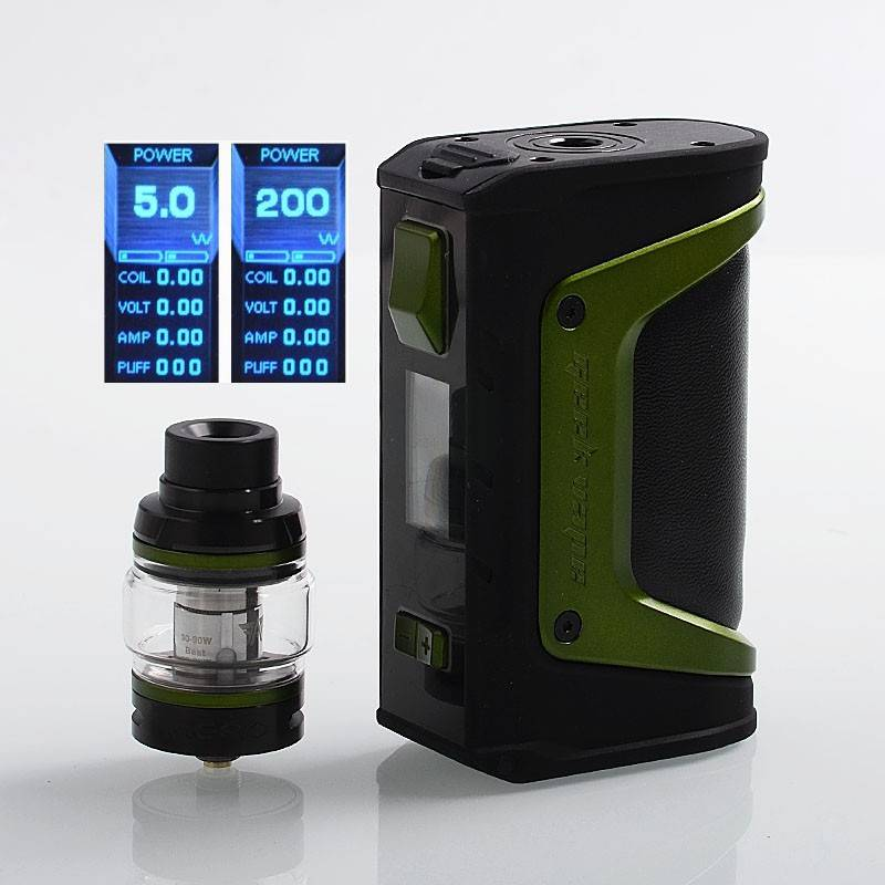 Geekvape Aegis Legend Kit By Geekvape