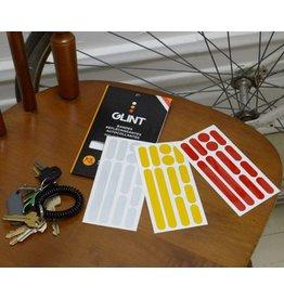 GLINT Reflective GLINT, Bandes réfléchissantes, Cadre, Tri-couleur