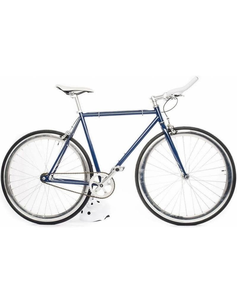 Moose Bicycle Fixie Denim