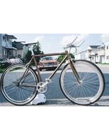Moose Bicycle Fixie Rye