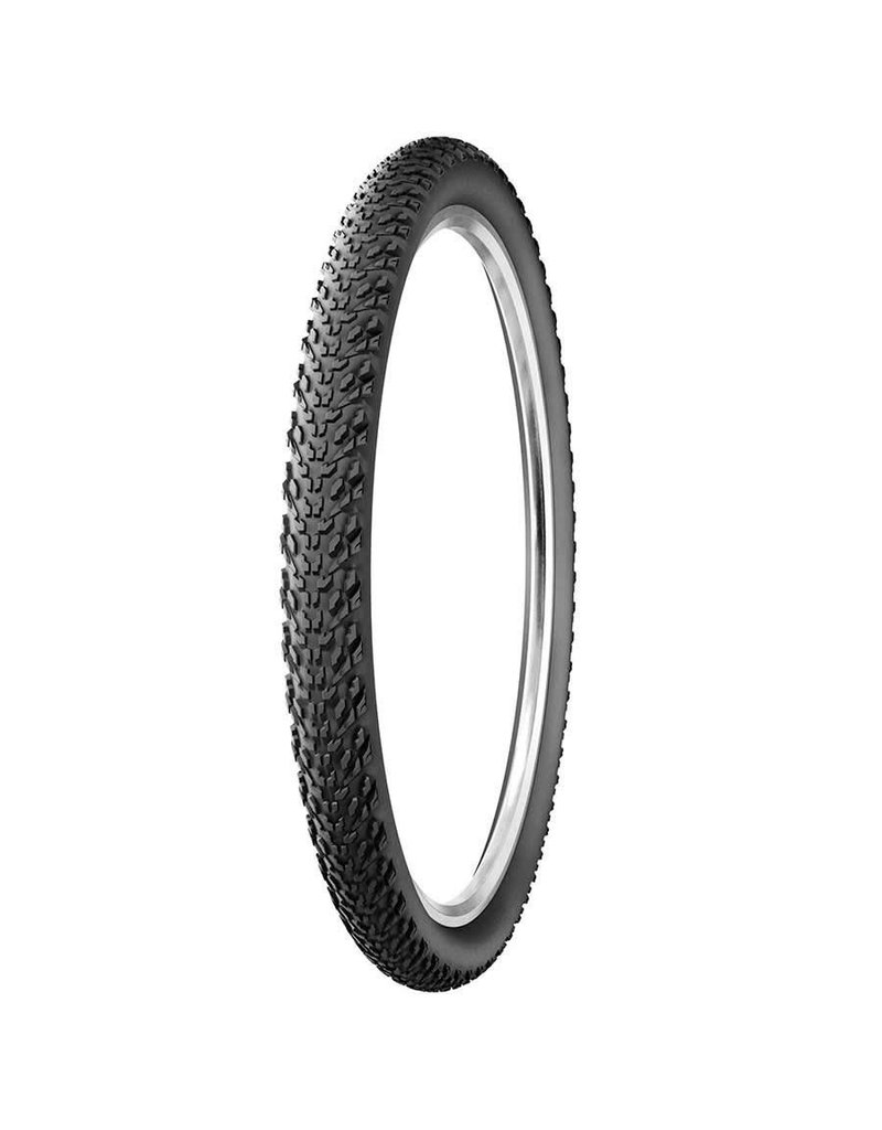 Michelin Michelin, Country Dry 2, 26x2.00, Rigide, 33TPI, 29-58PSI, 600g, Noir