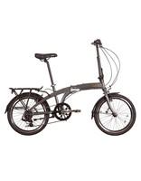 Evo Vista Folder, Vélo de ville, 20'', Gris prestige