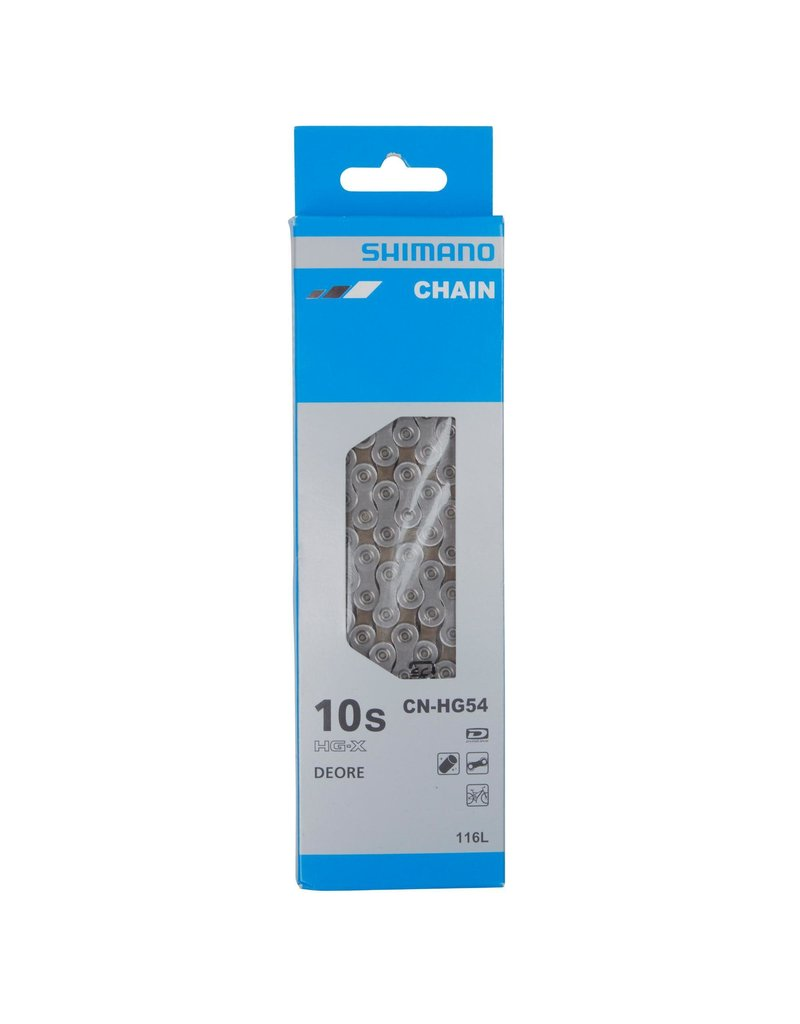 Shimano Shimano, CN-HG54, Chaine, 10vit., 116 maillons