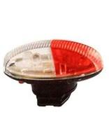 Lumière de casque blanche/rouge