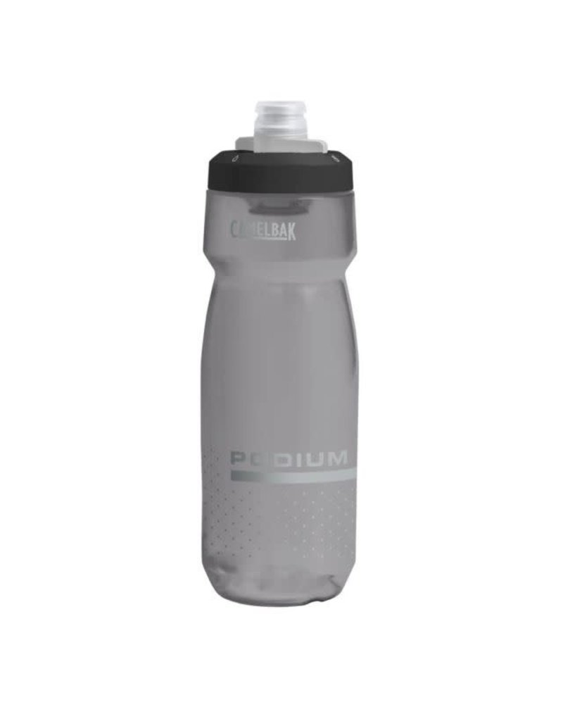 Podium Chill 620ml Transparent/Noir-Equipe