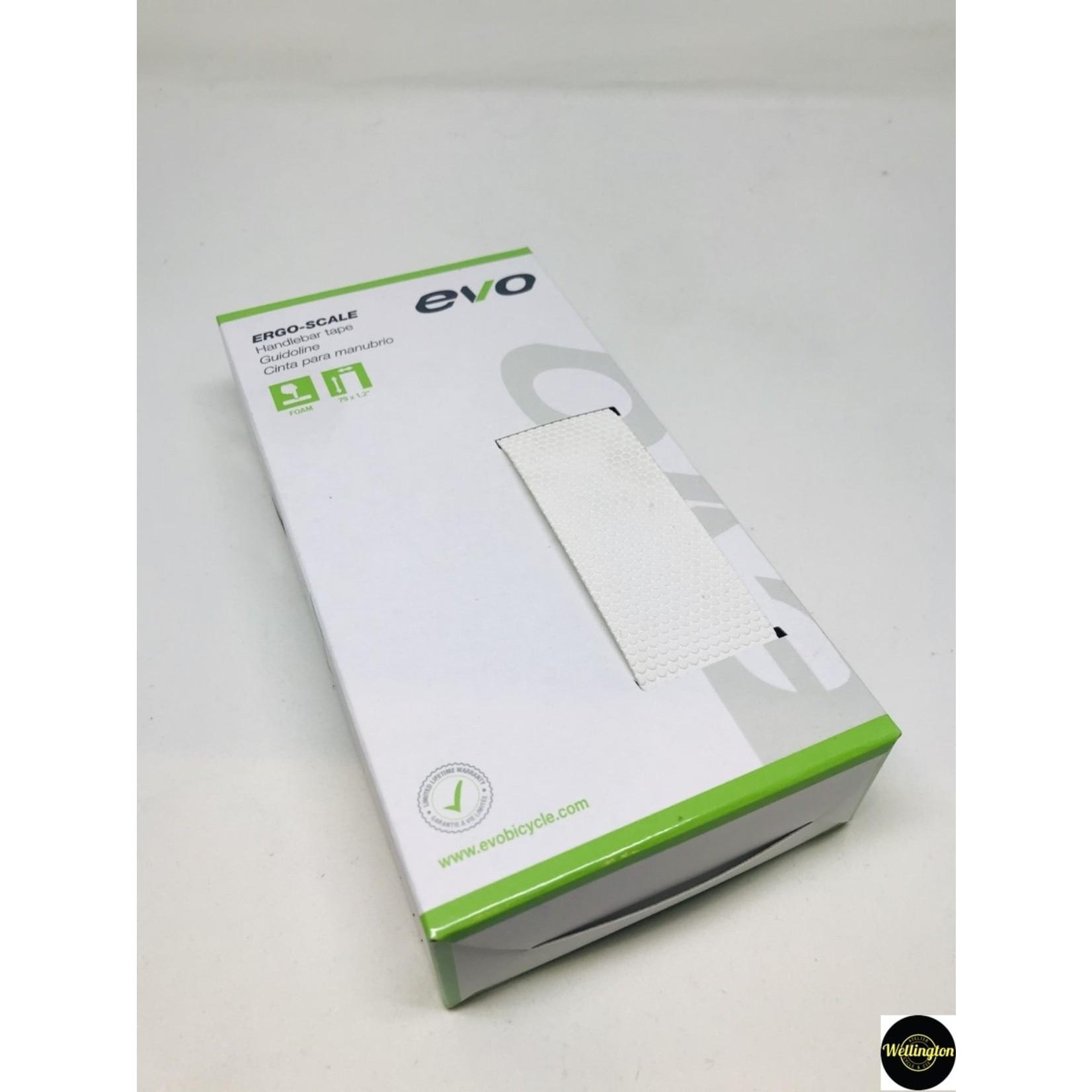 Evo Ergo-Scale, Handlebar tape, Blanc/White
