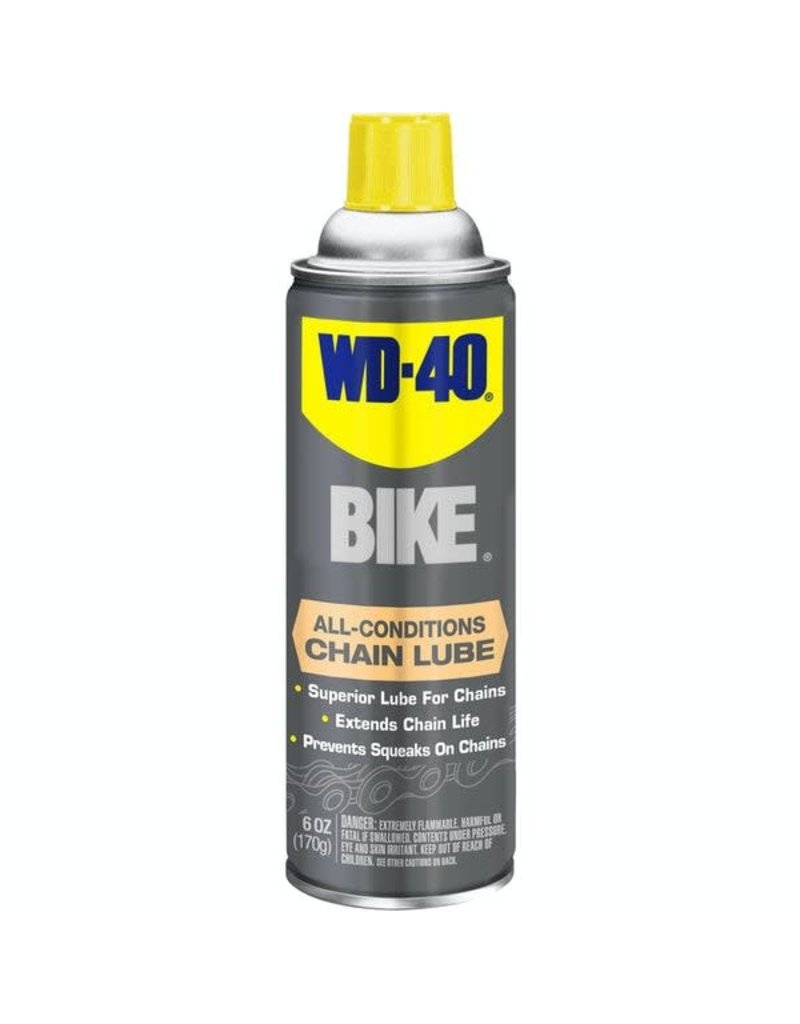 WD-40 Bike All Conditions, Lube, 170g