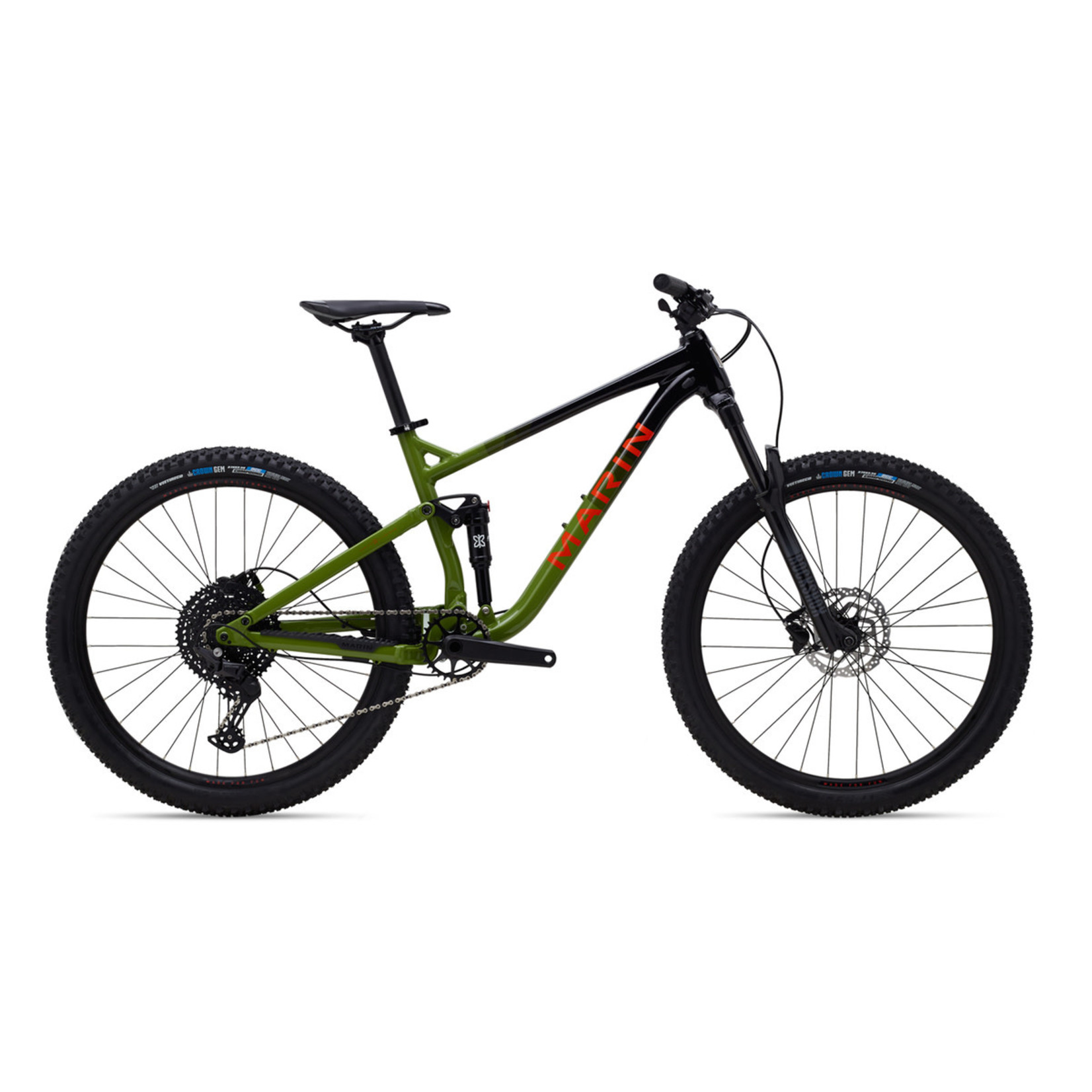 Marin RIFT ZONE 1 27.5 BK/ORANGE