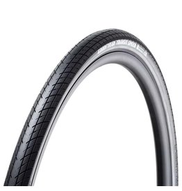 Goodyear Transit Speed, Tire, 700x50C, Folding, Tubeless Ready, Dynamic:Silica4, R:Armor, 60TPI, Black