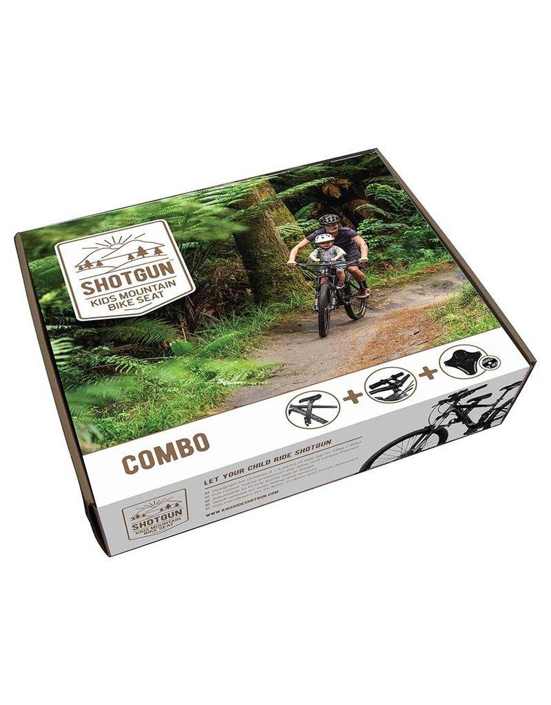 Shotgun Combo box, Baby Seat, On frame