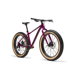 Moose Bicycle FAT 1.0 Purple M
